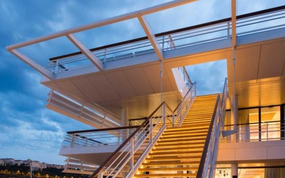 Foster + Partners Yacht Club Monaco 5