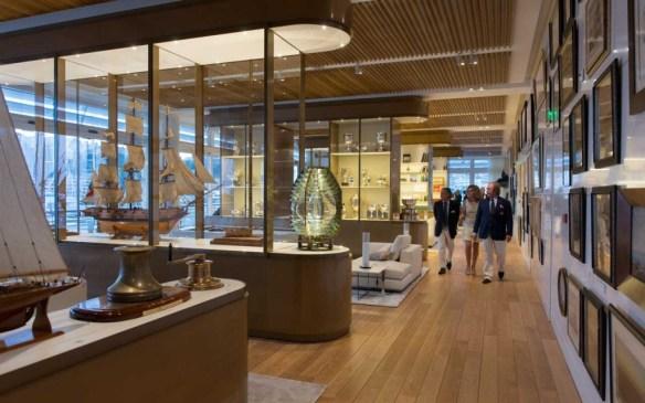 Foster + Partners Yacht Club Monaco 7