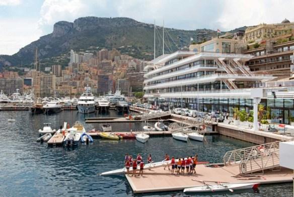 Foster + Partners Yacht Club Monaco destacada 2