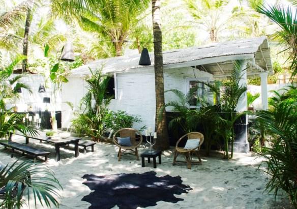 cabana en la playa de Laurence Dolige 2