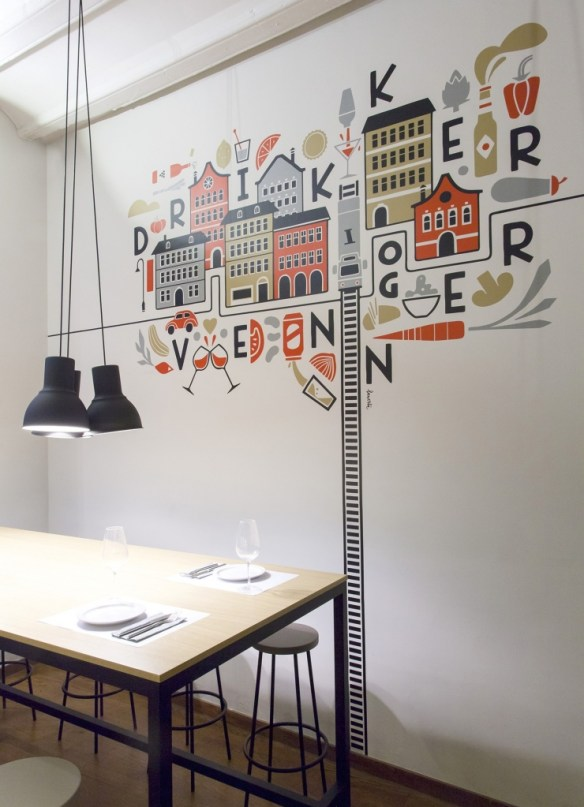 Restaurante Oslo Borja Garcia Studio 5