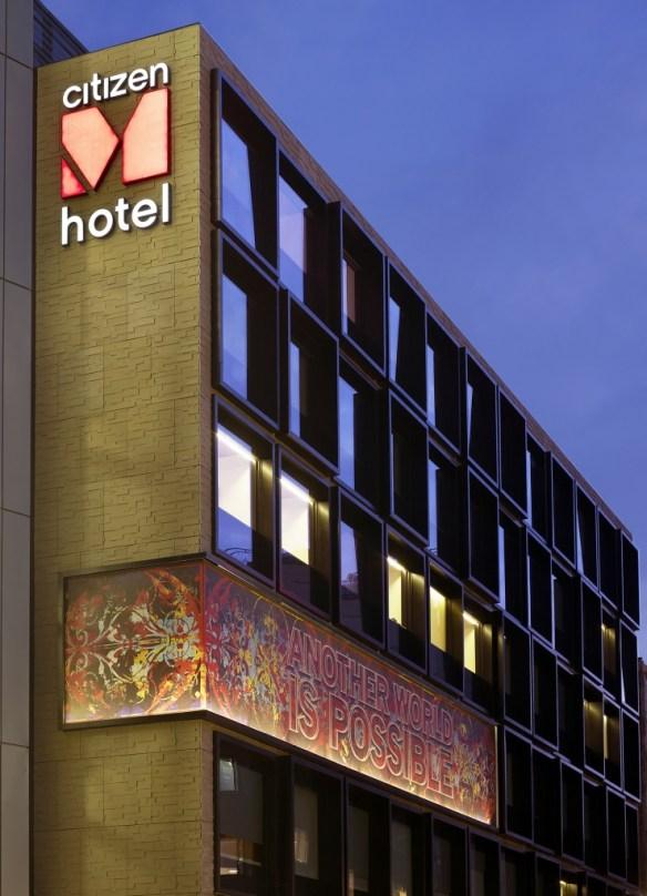 Hotel CitizenM Bankside londres 5