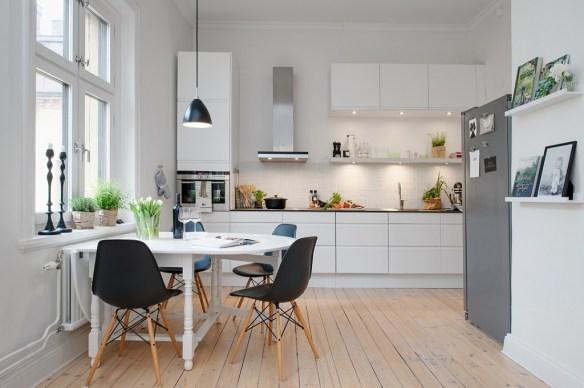 Cocinas de estilo nordico 28