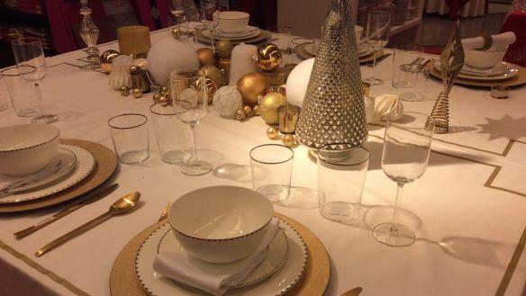 decorar la mesa en Nochevieja 18
