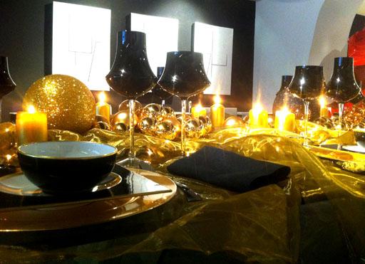 decorar la mesa en Nochevieja 27