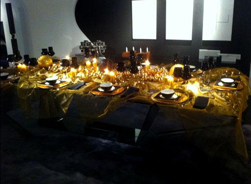 decorar la mesa en Nochevieja 29
