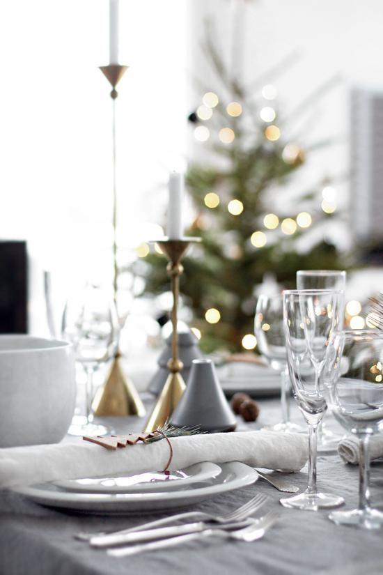 decorar la mesa en Nochevieja 31