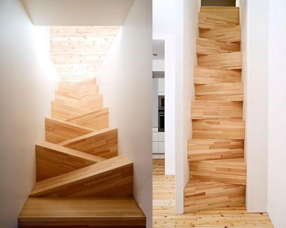 Escaleras 13