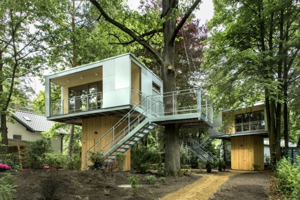 Urban Treehouse 6