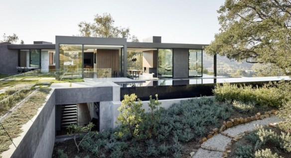 Roble Pass House 1