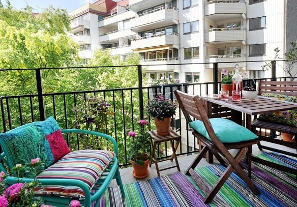 Jardin en el balcon 15
