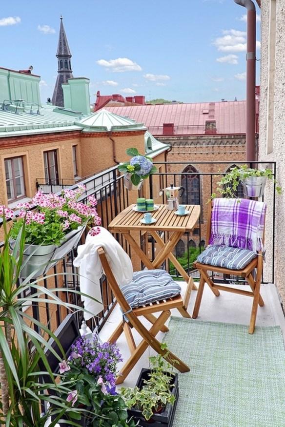 Jardin en el balcon 23