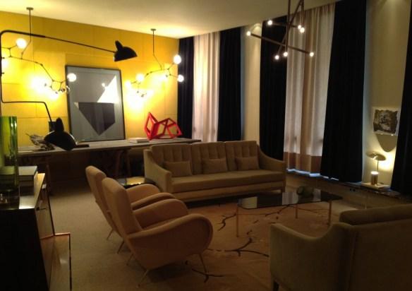 Interiorismo de Alfons Tost