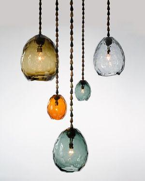 lámparas artista david wiseman