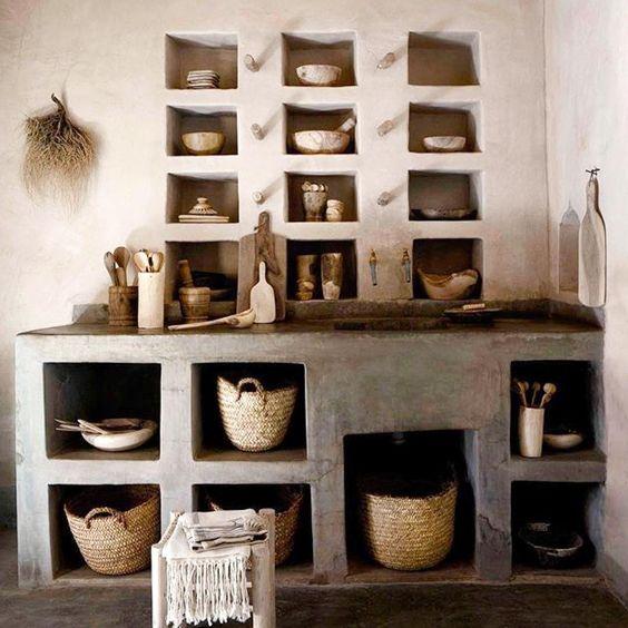 espacios de cocina