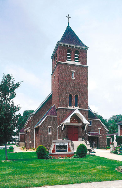St Clare  Diocese of Springfield in Illinois