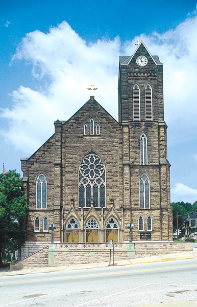 St Mary Immaculate Conception  Diocese of Springfield in Illinois