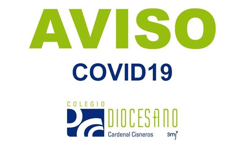 Comunicado oficial diocesano-covid-19
