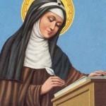 Santa Brígida de Kildare virgem (450-525)