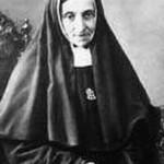 Santa Paula Montal Fornés de São José de Calazans 1799-1889 Fundou a Congregação de Filhas de Maria Religiosas Escolápias