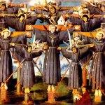 São Paulo Miki e companheiros Mártires 1564-1597 Nagasaki - Japão