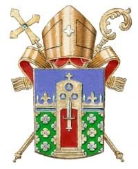 Brasão da Diocese de Blumenau
