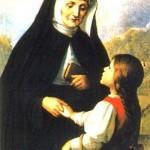 Maria Teresa de Jesus Bem-aventurada 1797-1879  Fundou a congregação das Irmãs Escolares de Nossa Senhora