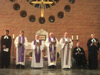 celebração ecumenica Campanha FRATERNIDADE 005