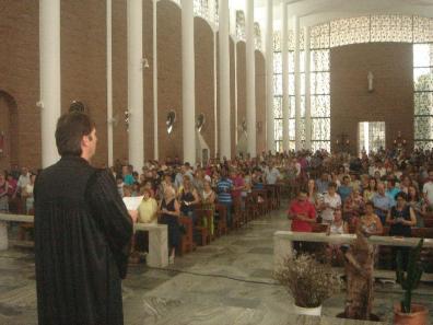 celebração ecumenica Campanha FRATERNIDADE 007