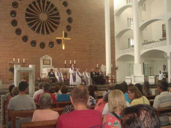 celebração ecumenica Campanha FRATERNIDADE 010