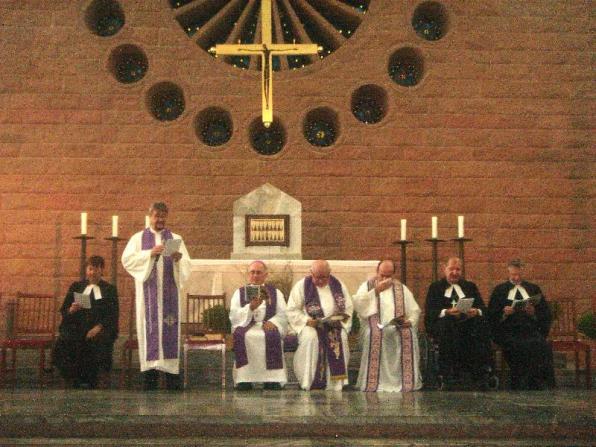 celebração ecumenica Campanha FRATERNIDADE 012
