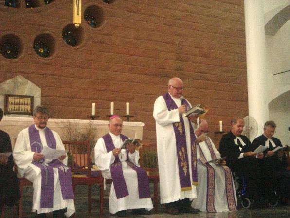 celebração ecumenica Campanha FRATERNIDADE 014