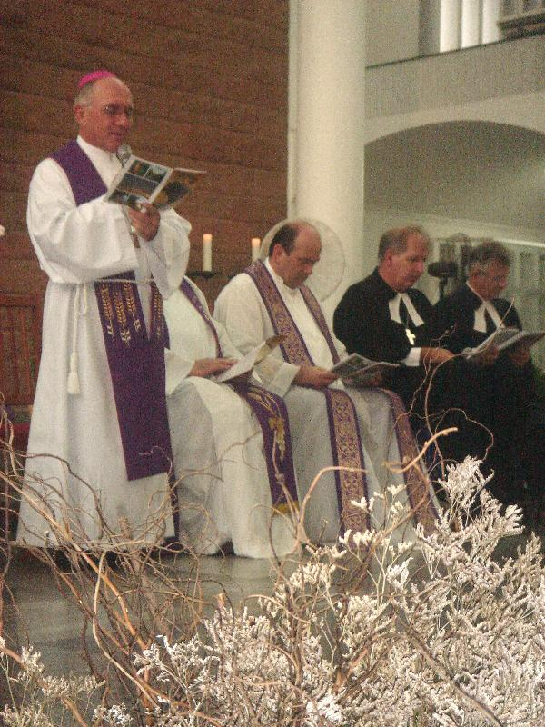 celebração ecumenica Campanha FRATERNIDADE 017