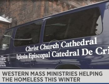 Western Mass Ministries Helping the Homeless this Winter at Big Blue Drop-In Center