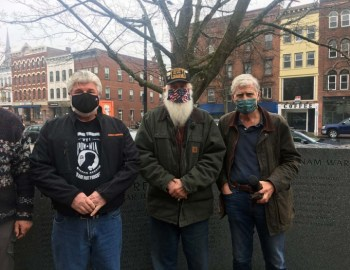 In Western Massachusetts, ministry brings veterans together for food, camaraderie