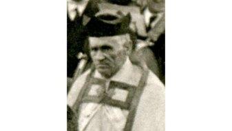 El padre Francisco Martínez Garrido
