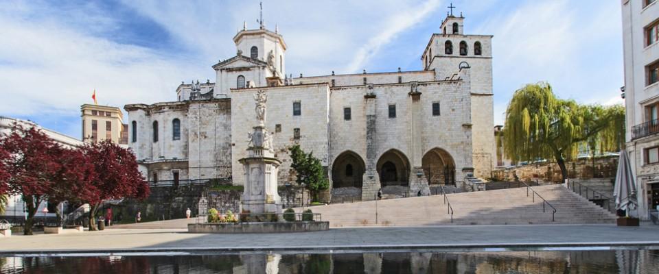 Resultado de imagen de catedral de Santander