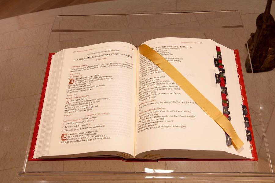 Misa Matrimonio Catolico Lecturas : Celebrar la eucaristía con el misal romano diócesis de