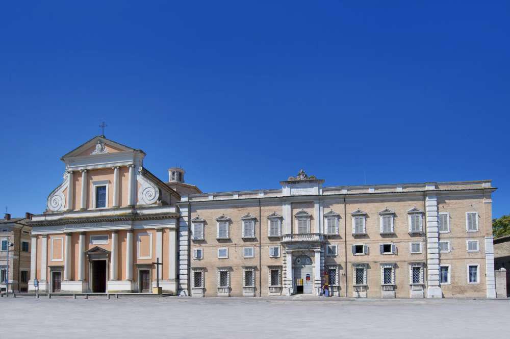 Cattedrale e Episcopio - Senigallia