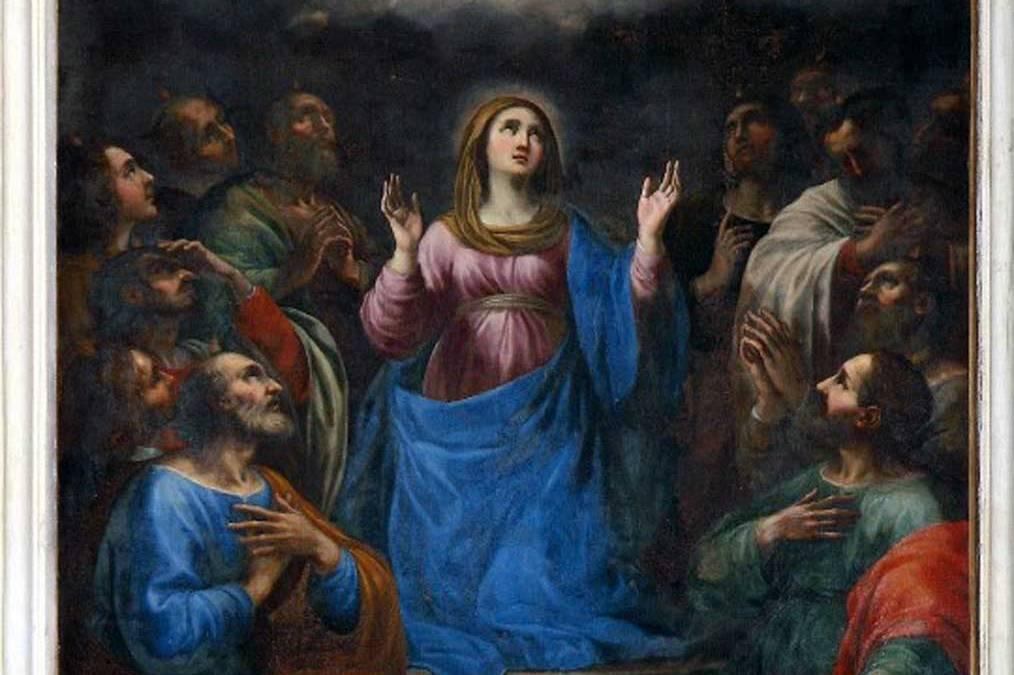Preghiera in famiglia domenica 23 maggio 2021 – Pentecoste