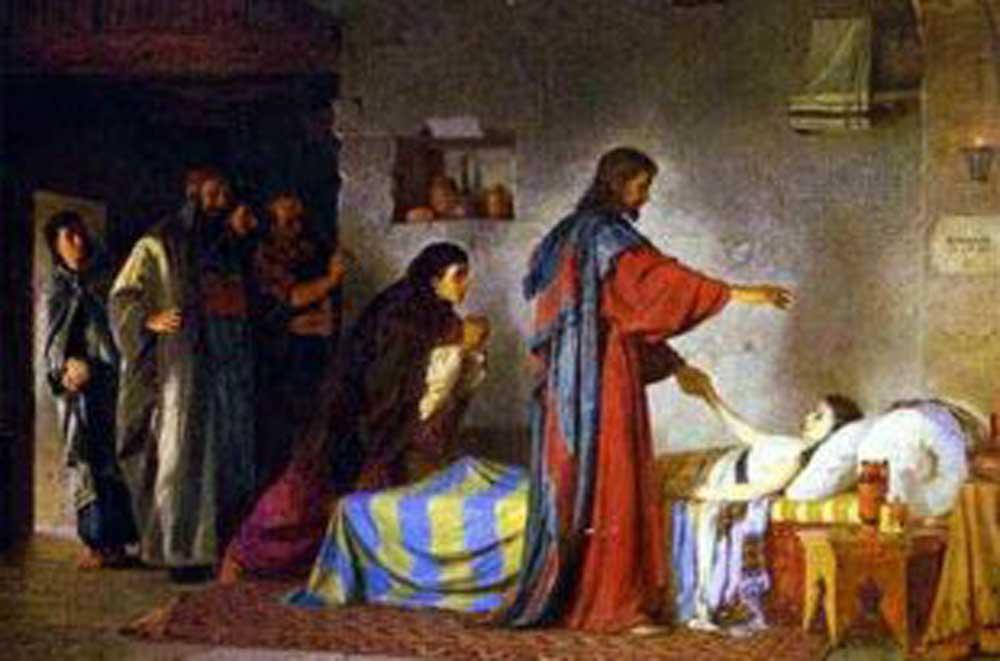 Preghiera in famiglia domenica 27 giugno 2021 – XIII domenica del Tempo Ordinario