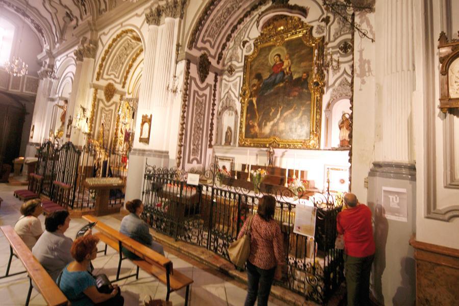 Las nimas de Santiago  PGINA DE INICIO  Dicesis de