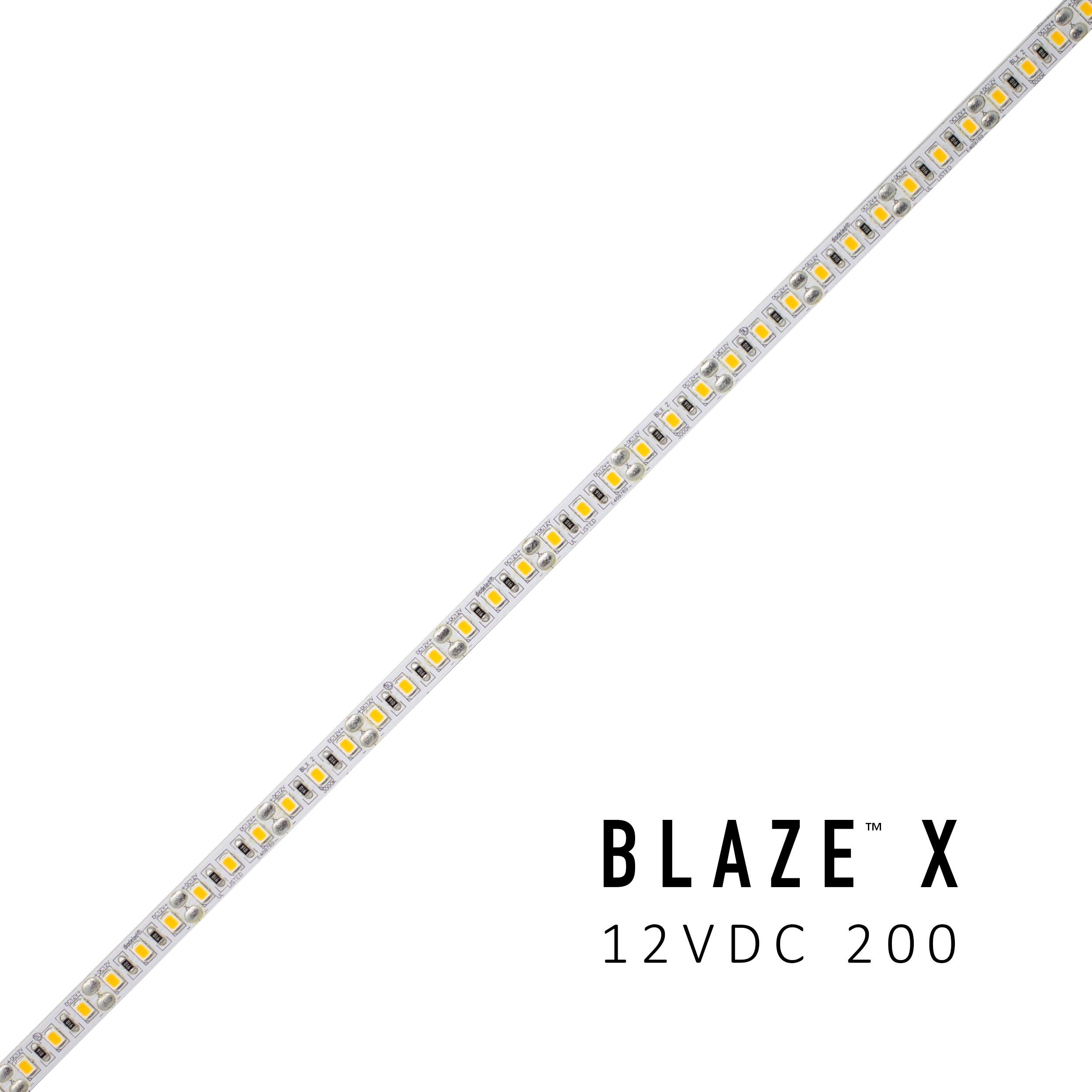 Blaze X Range Led Tape Light