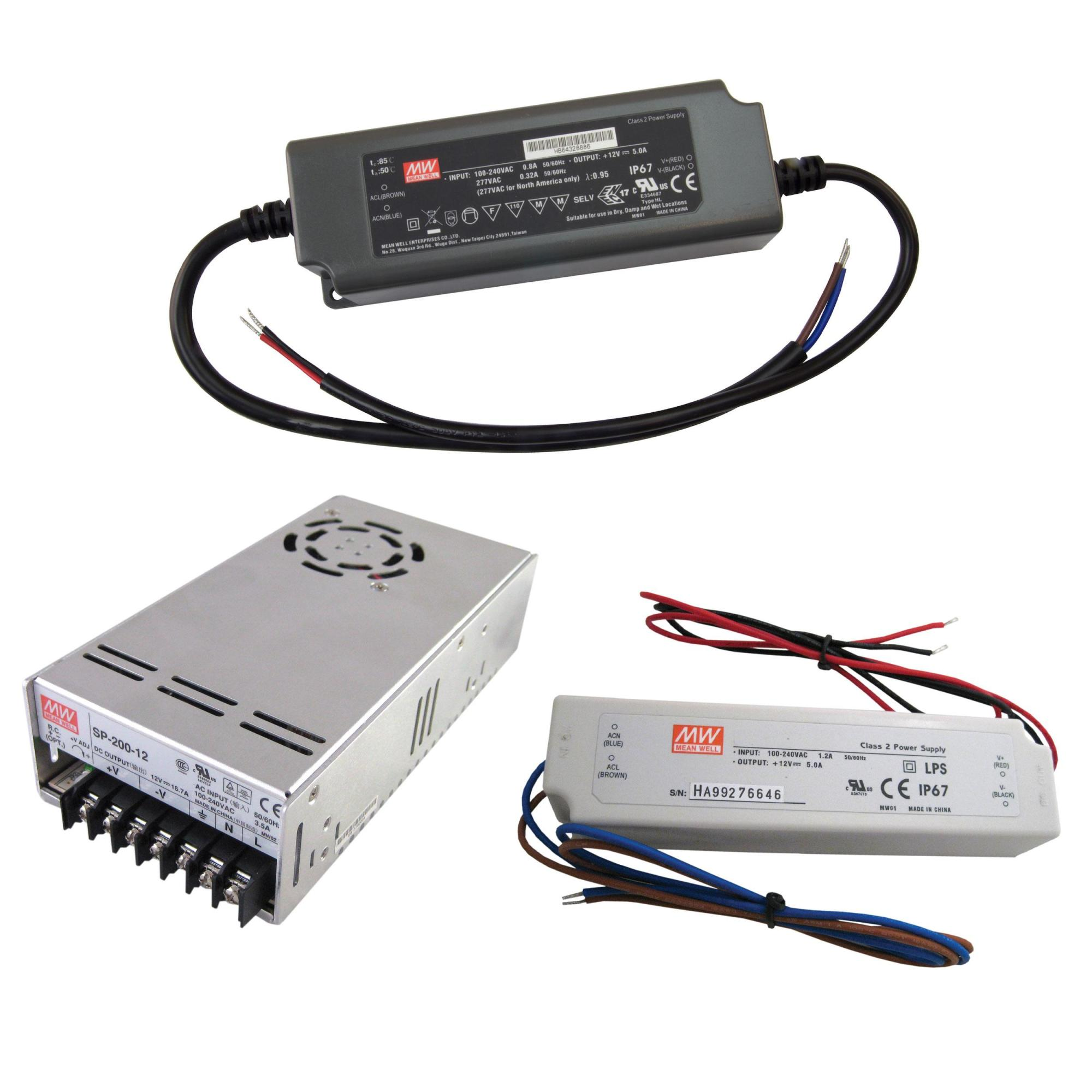 hight resolution of constant voltage led drivers