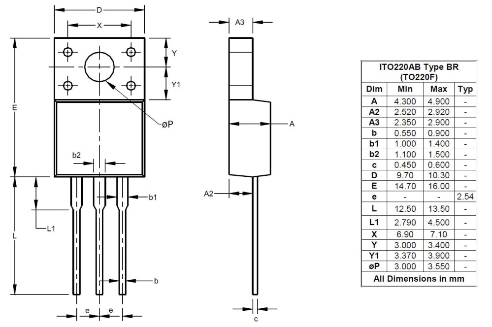 medium resolution of package outlines and suggest pad layouts diodes incorporated diode diodes do15 50v 2a for sale electroniccircuitsdiagramscom