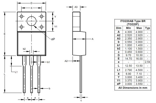 small resolution of package outlines and suggest pad layouts diodes incorporated diode diodes do15 50v 2a for sale electroniccircuitsdiagramscom