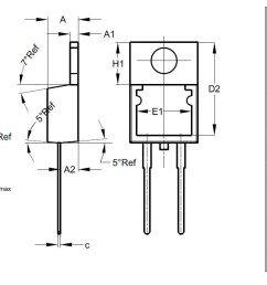 package outlines and suggest pad layouts diodes incorporated pin diode 8 diagram of diodes [ 1364 x 703 Pixel ]
