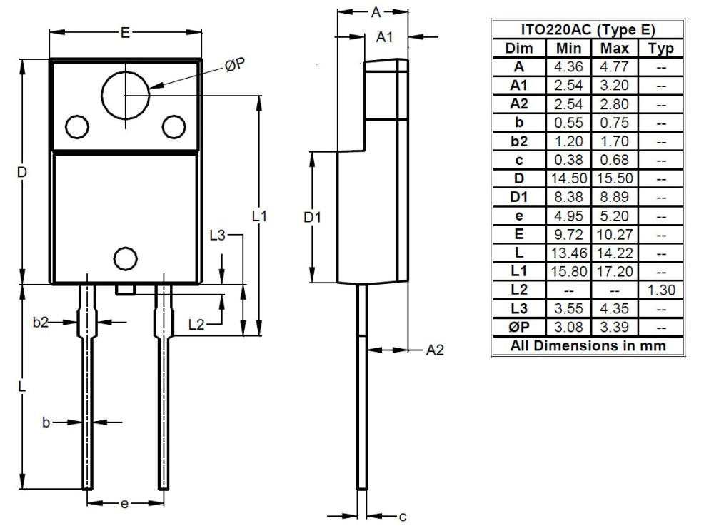 medium resolution of diodes package outlines and pad layouts