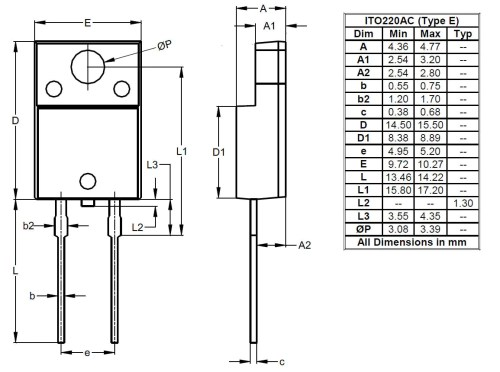 small resolution of diodes package outlines and pad layouts