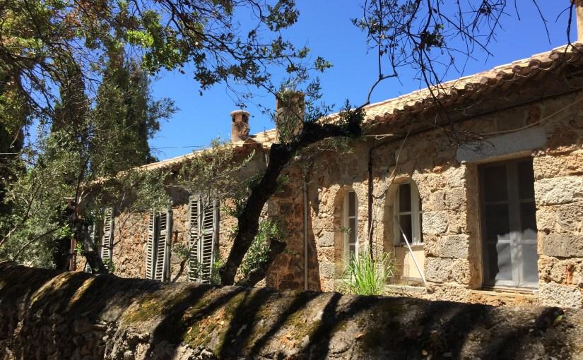Besuch im Haus von Patrick Leigh Fermor in Kardamili